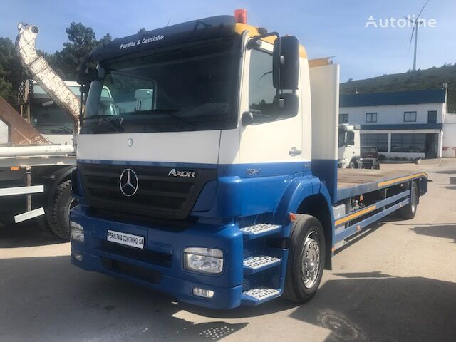 camion plate-forme MERCEDES-BENZ /Axor 1824