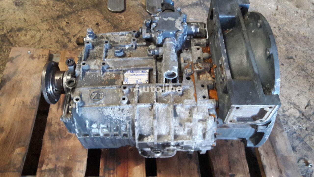 boîte de vitesses ZF S 6.36/2 pour camion MAN