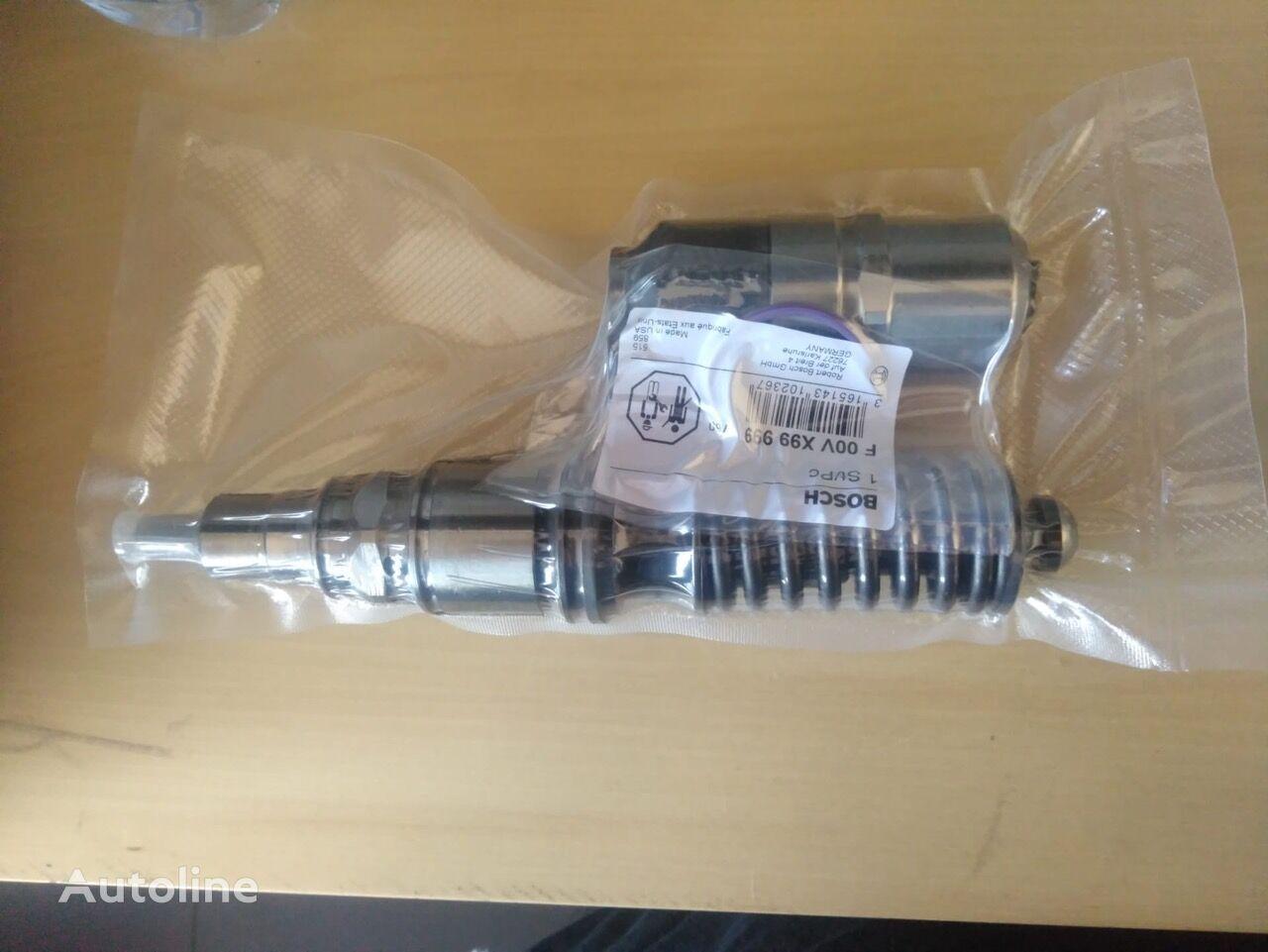 injecteur SCANIA INJECTOR EUI PDE pour camion SCANIA 4 Series R 164