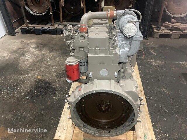 moteur CASE /Engine Cummins 4BT B 3.9C/ pour tractopelle