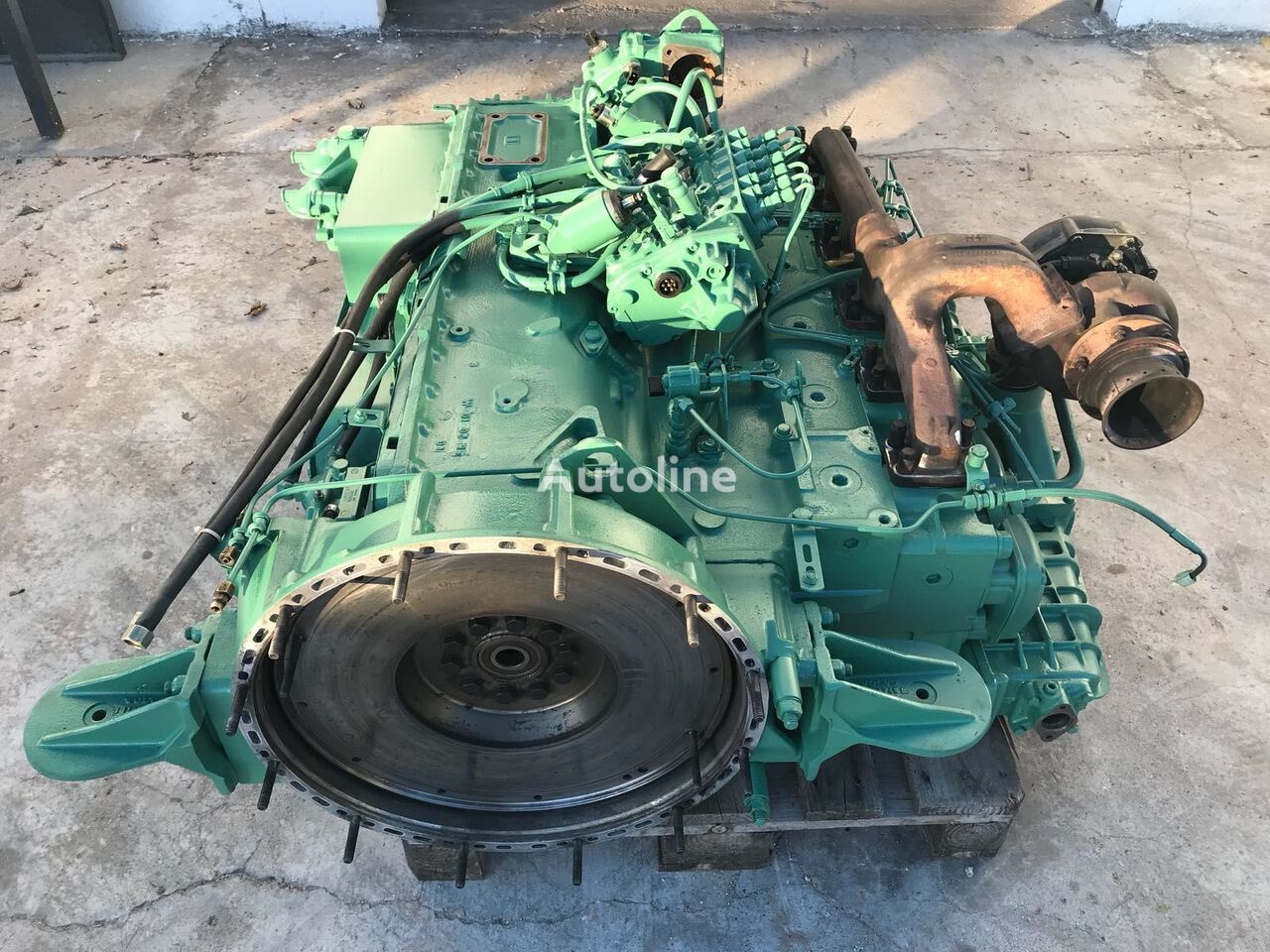 moteur VOLVO THD / DH Used or Rebuild pour bus VOLVO BUS