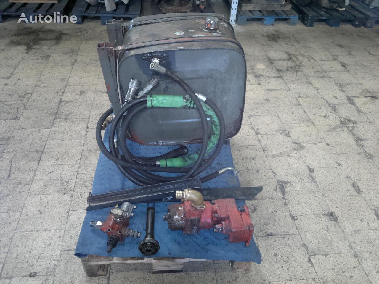 réservoir de carburant Hydraulic Kit Lkw pour tracteur routier